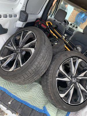 "Honda Civic Rims 18"" for Sale in Silver Spring, MD"