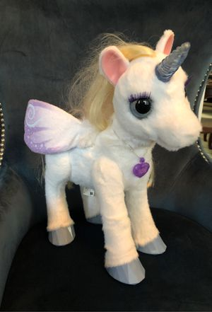 Unicorn starlily furreal friend for Sale in Westfield, NJ
