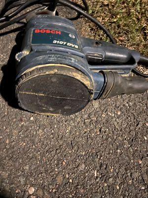 Bosch 3107 DVS sander for Sale in Hartford, CT
