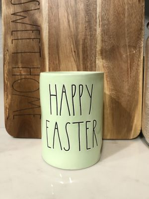 Rae Dunn Easter candle for Sale in Bloomington, CA