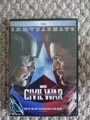 Captain America Civil War for Sale in Germantown, MD