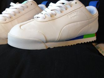Kids Pumas Roma Size 7c for Sale in Park Hills,  KY