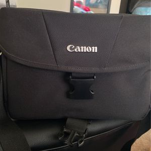 canon camera bag for Sale in Los Angeles, CA