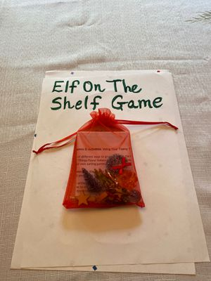 Game Bag for Elf on the Shelf for Sale in Lacey, WA