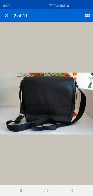 Coach leather messenger bag for Sale in Covina, CA