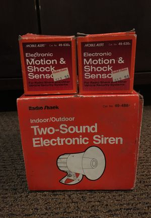Electronic sound for Sale in Covington, WA
