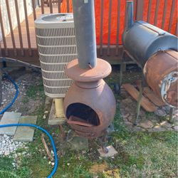 Outdoor Cast Iron Chimley for Sale in Delaware,  OH