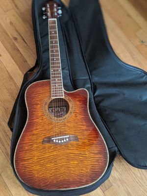 Oscar Schmidt Dreadnought Acoustic Electric Guitar for Sale in Puyallup, WA