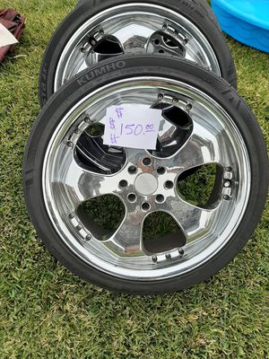 Wheels Rims Scion XB 4 Lug for Sale in Fontana, CA