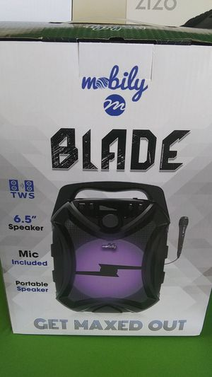 Blade Bluetooth Speaker for Sale in San Angelo, TX