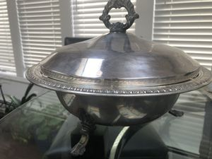 Antique silver plate CO 1258 for Sale in Queens, NY