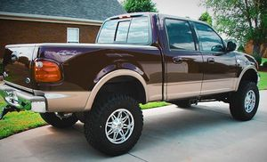 2OO2 Ford F150 King Ranch Good Brakes for Sale in Salt Lake City, UT