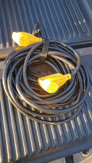 Brand New 50ft 30amp RV power cord for Sale in Rosemead, CA