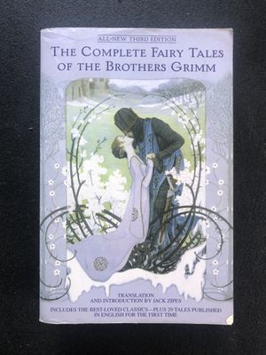 Complete Fairy Tales Brothers Grimm for Sale in Cupertino, CA