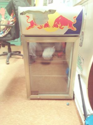 Mini Red Bull refrigerator for Sale in St. Louis, MO