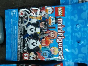 Lego minifigures Disney series 2 sealed 30 packs for Sale in Kent, WA