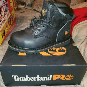 """Timberland Pro """"Pit Boss"""" 6in Steel Safety Toe Work Boots for Sale in Dallas, TX"""