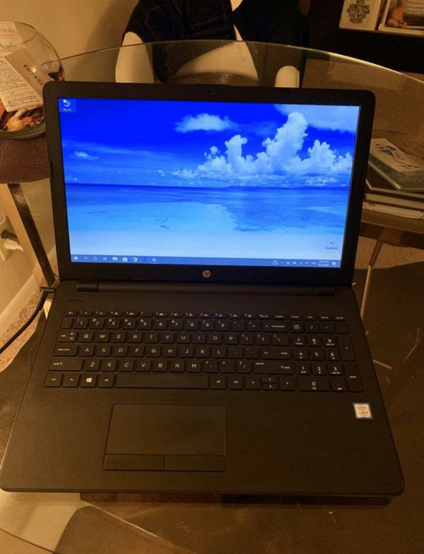 HP Notebook 15.6 inch Touch Screen - Black, 1 TB, Core i5