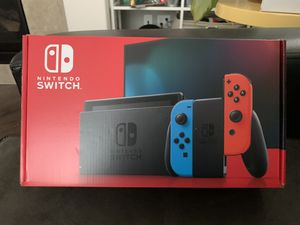 Nintendo Switch V2 Red Joy Con Brand New. for Sale in Chino Hills, CA