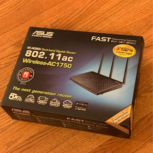 ASUS DUAL BAND ROUTER for Sale in Brooklyn, NY