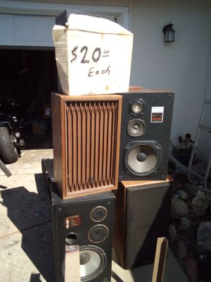 Speakers for Sale in Salinas, CA