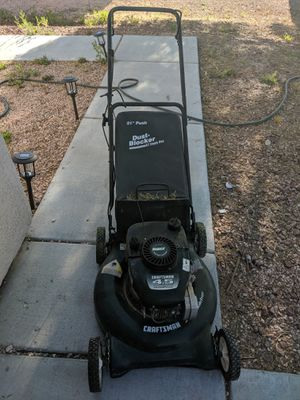 Craftsman 4.5 hp Lawn Mower for Sale in Las Vegas, NV
