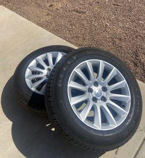 2013 Chrysler 300 rims for Sale in Tucson, AZ