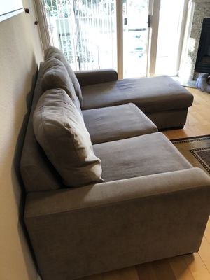 Tan couch for Sale in Lafayette, CA