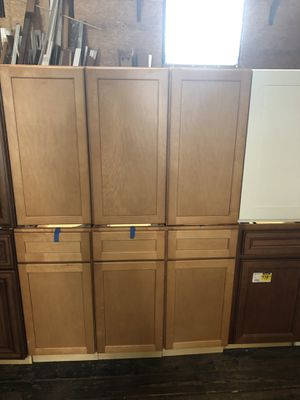 New wood kitchen cabinets for Sale in Kannapolis, NC