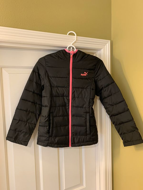 Girl's Winter Jacket Size L (12-14)