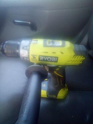 Ryobi hammer drill brand new for Sale in Magna, UT