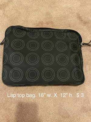 "Lap top bag. 16"" x 12"". $3 for Sale in Columbia, SC"
