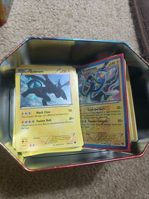 Pokemon Cards and tin! for Sale in El Mirage, AZ