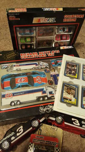 Nascar Collectibles for Sale in Raleigh, NC