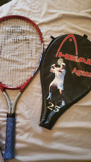Head Agassi tennis racket for Sale in Edmond, OK