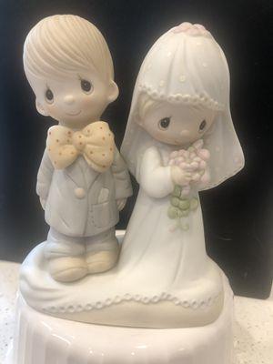 Precious Moments Bride & Groom for Sale in Winchester, CA