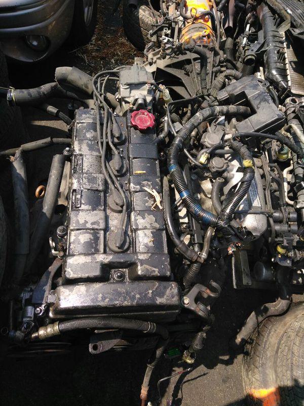 Motor Acura integra 1991 B18