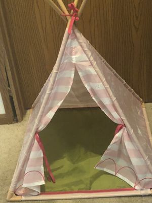 Doll tent for Sale in Hilliard, OH