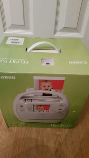 Canon Selphy ES30 for Sale in Waterbury, CT