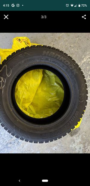 Hankook snow tires for Sale in Snohomish, WA