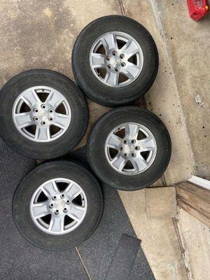 4 auto wheels for Sale in Austin, TX