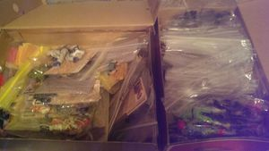 G.I.Joe Over 60 action figures and weapons & ID spec cards for Sale in Chicago, IL