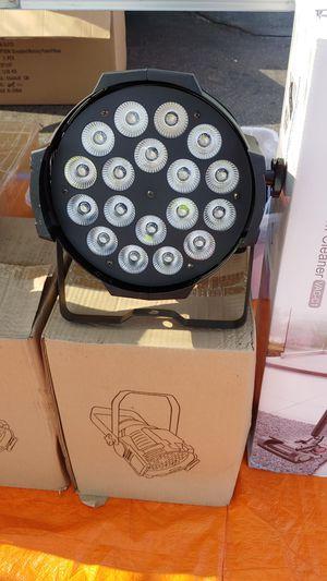 LED DJ lights for Sale in Pomona, CA
