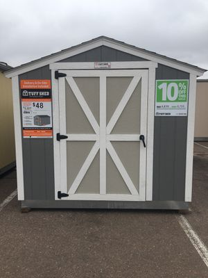 Tuff Shed Display Shed For Sale for Sale in Colorado Springs, CO