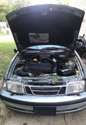 2001 Saab 9-3 2.0 turbocharged for Sale in Columbus, OH
