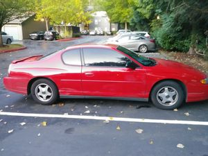 CHEVY MONTEY CARLO. Great Car. Runs and drives great for Sale in Mill Creek, WA