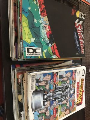 Comic book lot at least 60 comic books for Sale in Los Alamitos, CA