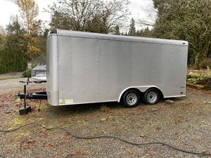 Enclosed trailer for Sale in Edgewood, WA