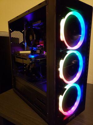 BEAST RYZEN 5 - 16GB - M.2 - 570 4GB GAMING PC for Sale in Palm Harbor, FL