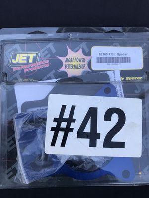 Jet performance TBI spacer Throttlebody Chevy/GMC 4.8,5.3,6.0L part # 62100 for Sale in El Segundo, CA